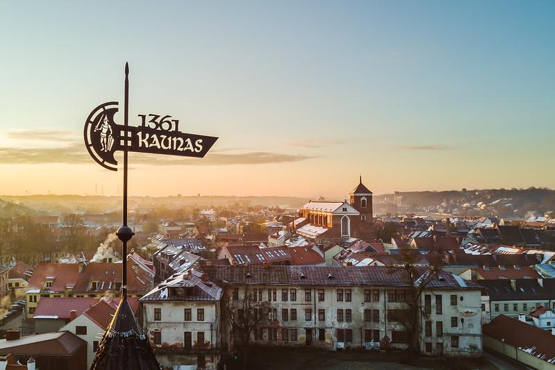 Weathervane | Kaunas Castle