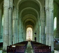 Nieul-sur-l'Autise - Abbaye Royale Saint-Vincent