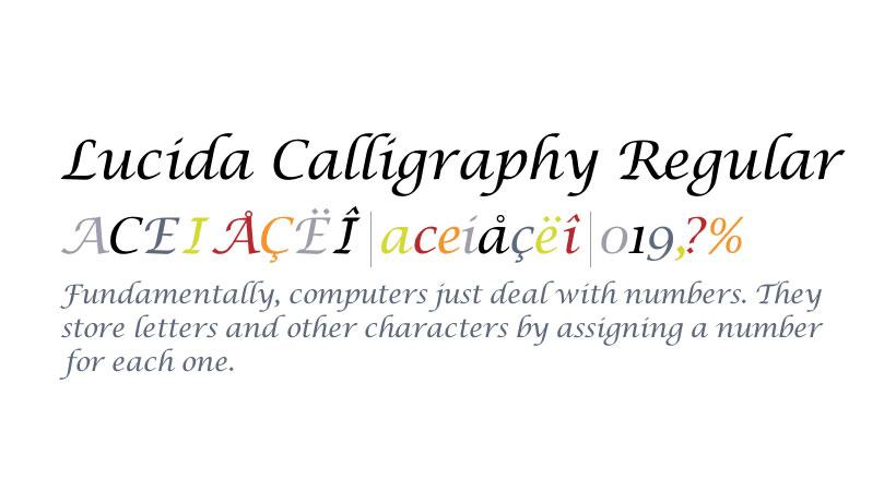 font thư pháp - Top 9 Font thư pháp tuyệt đẹp cho Designer