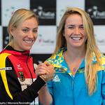 Angelique Kerber & Elina Svitolina