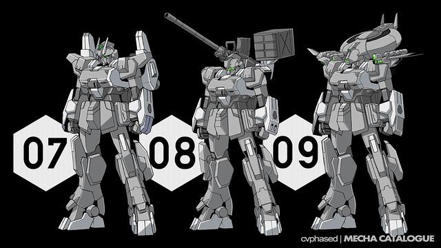 Gundam Build Fighters Try - Gundam Ez-SR