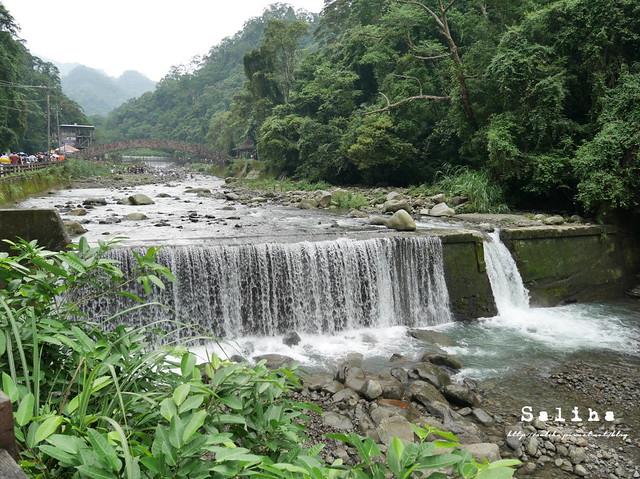 新竹景點北埔冷泉 (1)