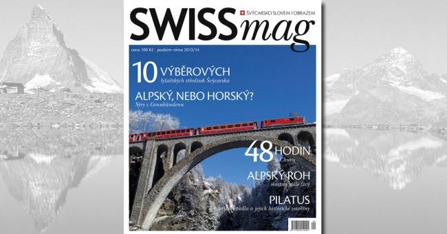 SWISSmag č. 09 - jeseň-zima 2013/14
