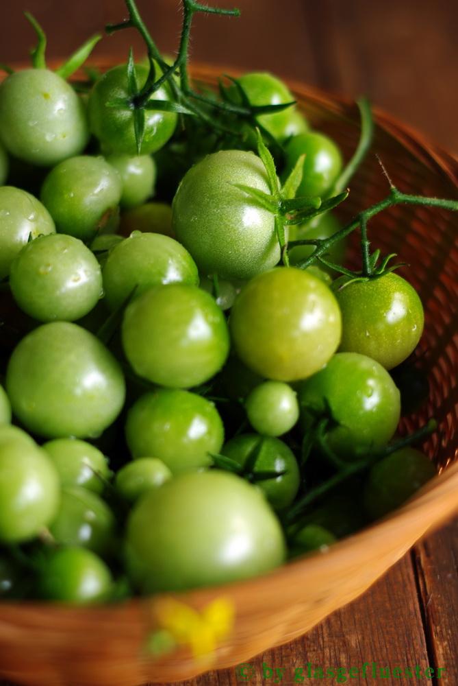 grüne Tomaten by Glasgeflüster 1 klein