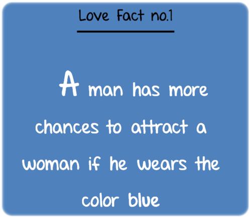 Love Fact #1