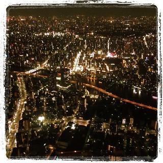 #japon #tokyo #skytree