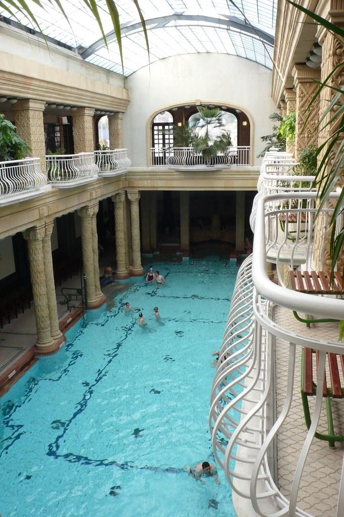 Budapest | Hotel Gellért