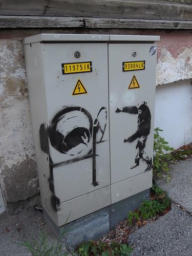 Powerbox stencil