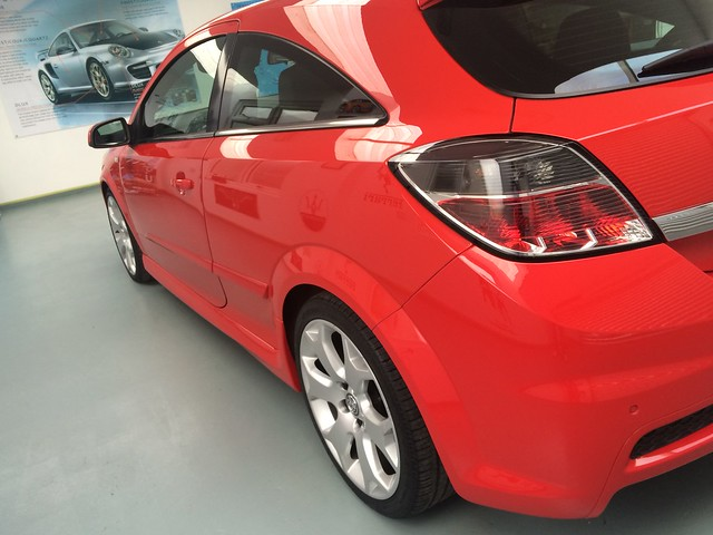 Astra VXR Mild Correction Detail
