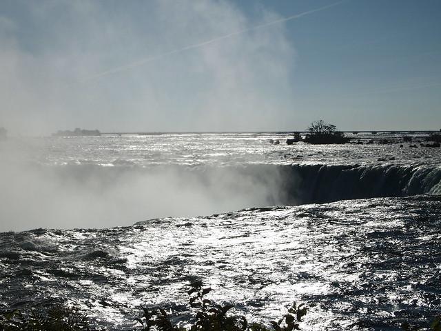 P9197775 カナダ/アメリカのナイアガラの滝