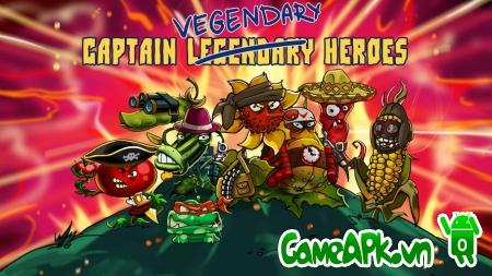 Zombie Harvest v1.0.1 hack full tiền cho Android