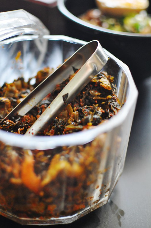 spicy veg