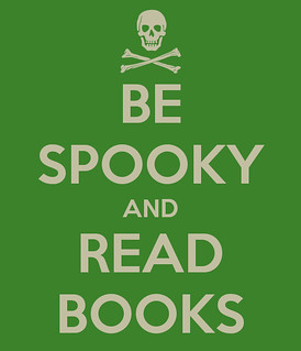 Be Spooky and Read Books