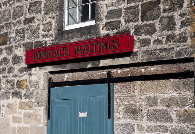 Benriach Maltings