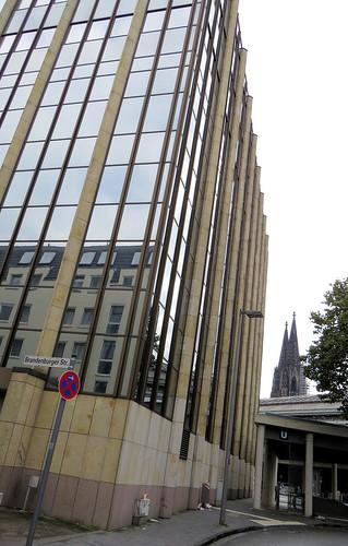 Köln, RWZ Hochbunker