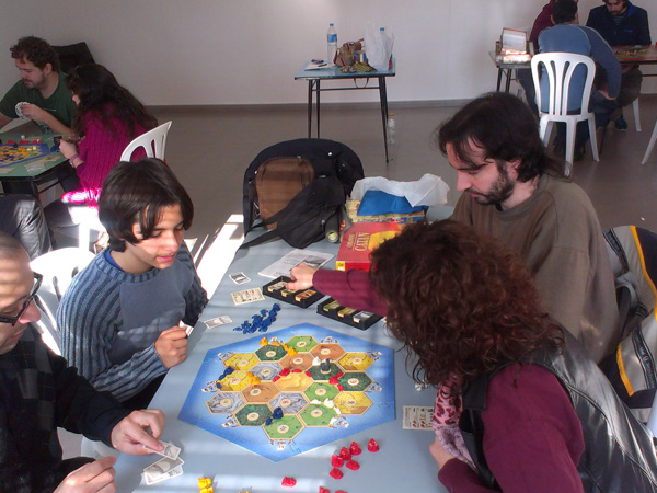 Presentación Asociación Juegos de Estrategia y Fantasía 15198337859_b807a5e024_o