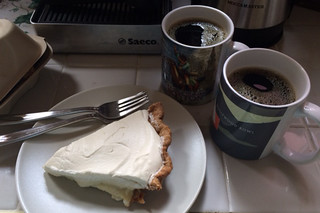 Peet's Coffee Major Dickason's Blend - Pairing with Mission Pie Banana Creme Pie