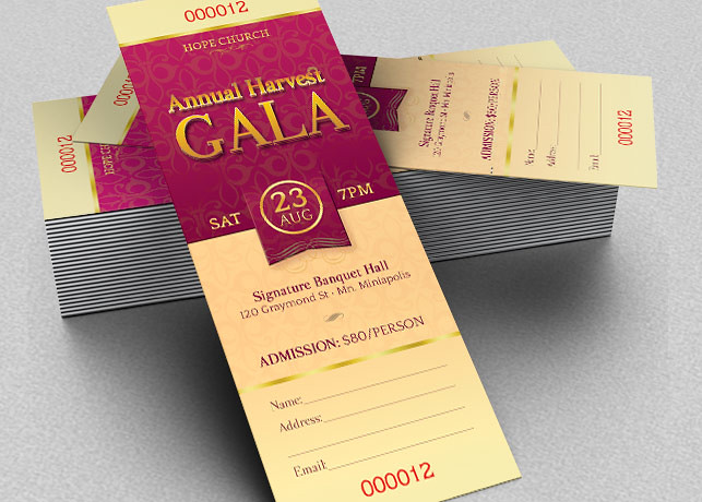 Doc1172507 Ball Ticket Template Doc531299 Prom Ticket – Ball Ticket Template