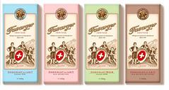 Favarger Heritage Chocolat au Lait