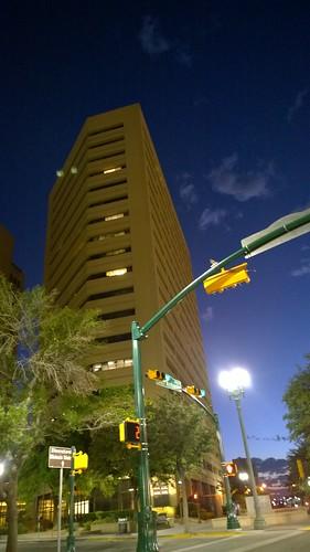 night sunrise dawn nokia downtown texas juan centro carlos el amanecer paso 1020 lumia chairez