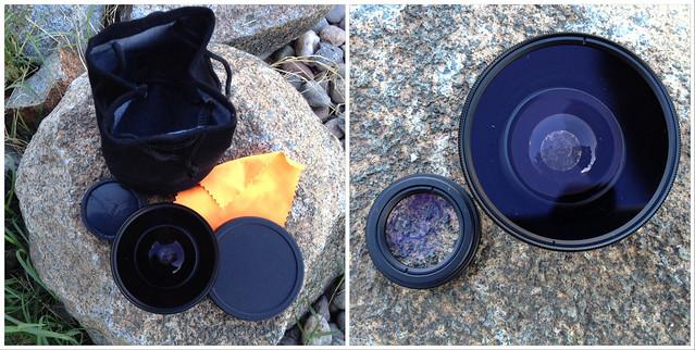 37mm Fisheye Macro Lens