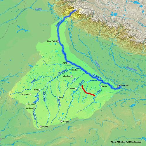 केन-बेतवा नदी जोड़
