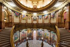 USA - Colorado - Denver - Colorado State Capitol