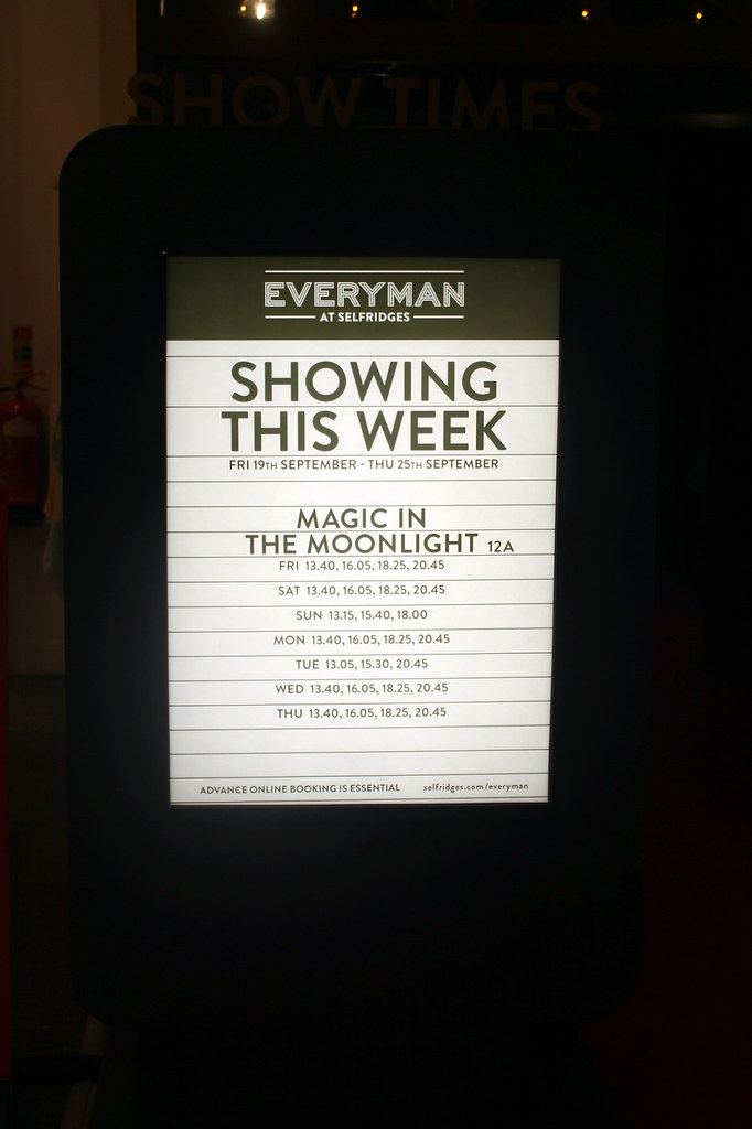 Everyman at selfridges (9)