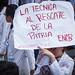 Al defender el IPN las jóvenes luchan por su futuro