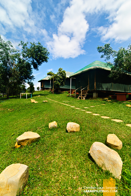 Huts at Mountain Lake Resort in Caliraya Springs