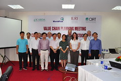 Vietnam smallholder pigs planning workshop, group picture
