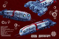 GSB REDSHIFT