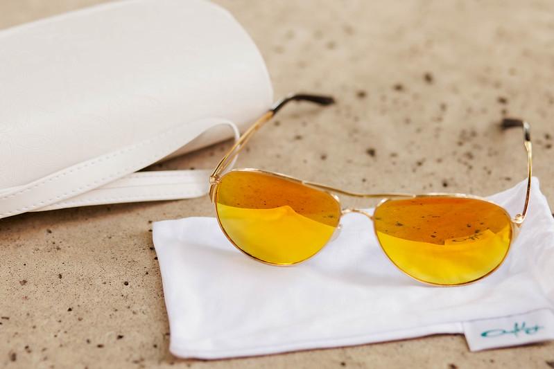 cute & little blog | petite fashion | oakley sunglasses caveat lifestyle aviators review vs. rayban