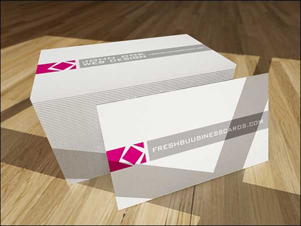 Simple Free Business Card