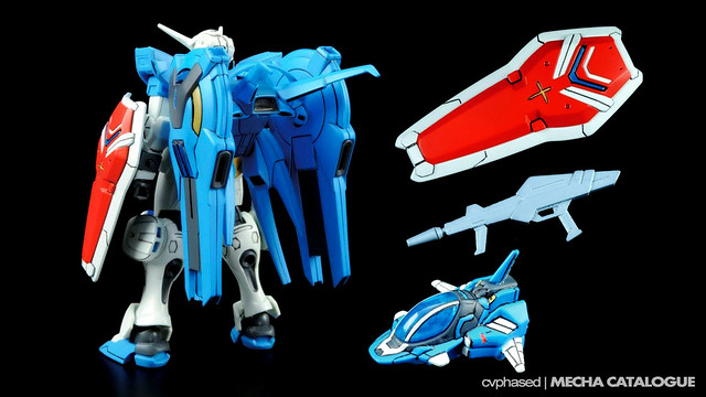 HG Gundam G-Self Option Unit - Space Pack
