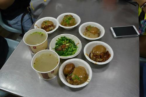台中彩虹眷村+高美濕地觀光景點自由行-台灣嬉遊記包車車隊 (15)