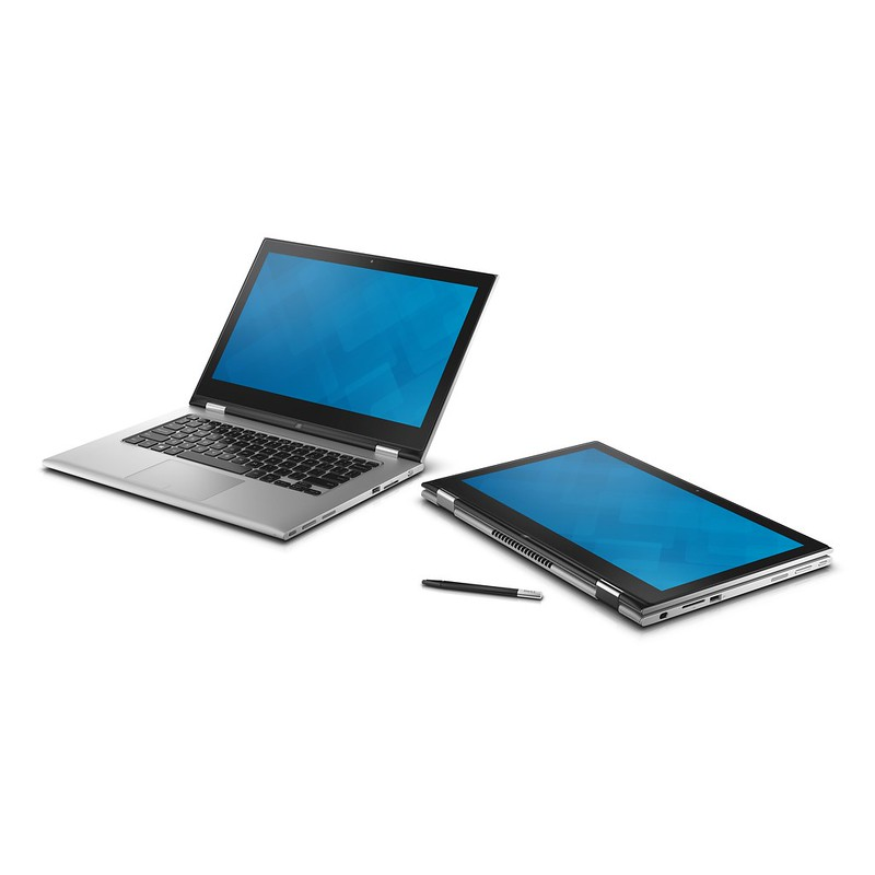 Inspiron 13 7000 Series 2-in-1 Notebooks