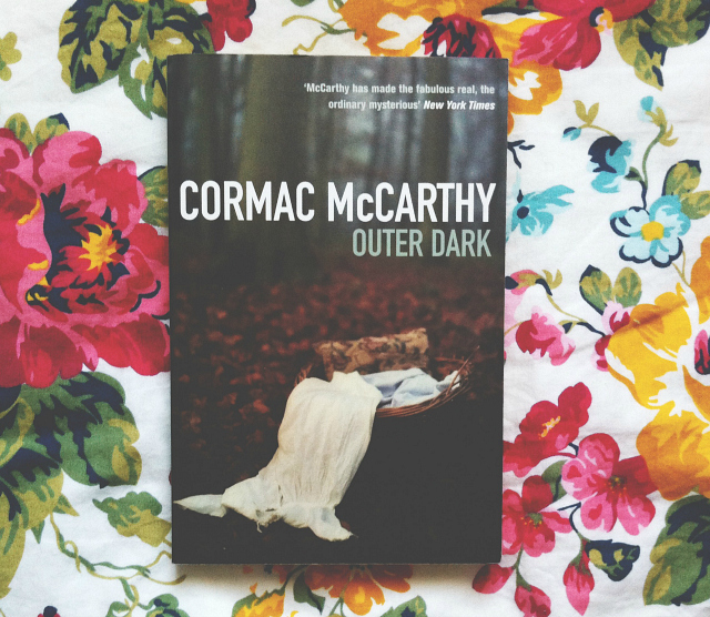 outer dark cormac mccarthy on my shelf lifestyle blog uk book blogger vivatramp
