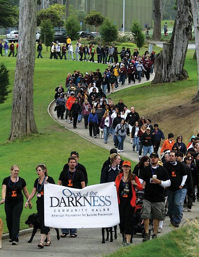 Out of the Darkness Walk courtesy of Out of the Darkness FB