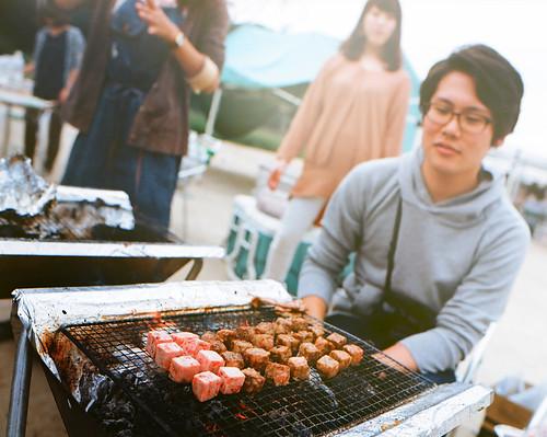 昭和記念公園BBQ2014_02