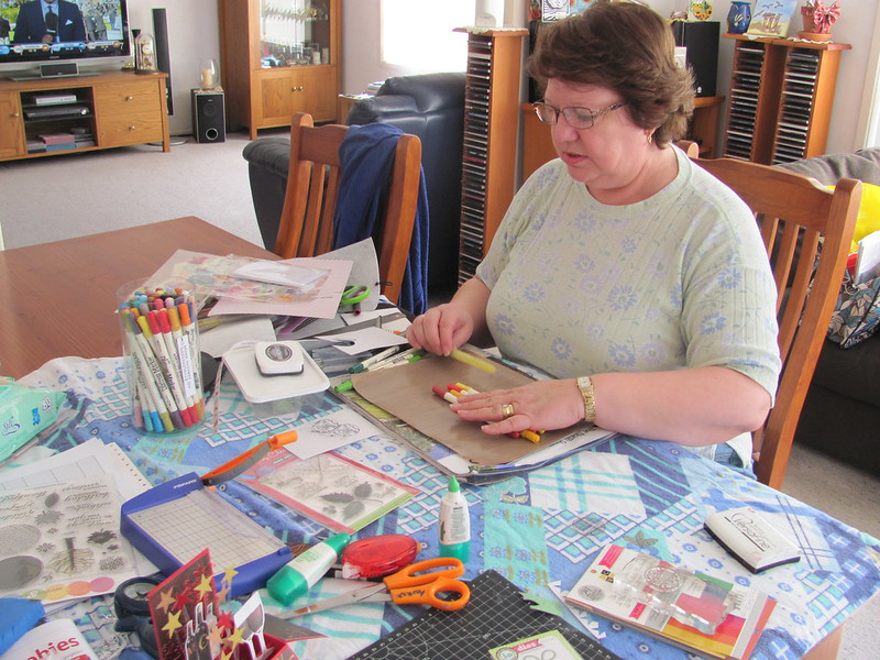 World Card Making Day 2014