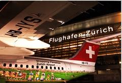 Germany-Zurich Airport