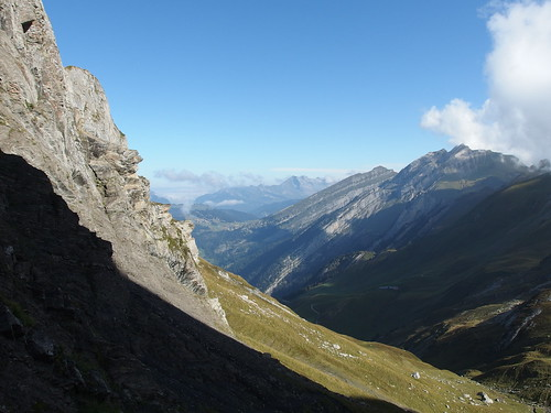 Col des Porthets @ Hike to Mont Charvin