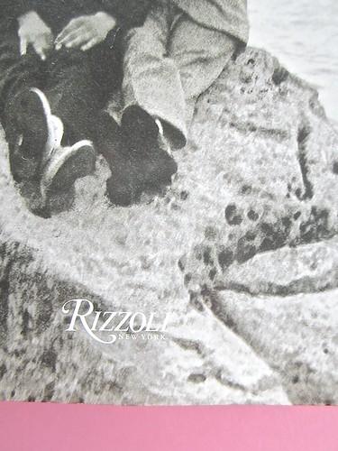 Sebastien Lifshitz, The Invisibles. Rizzoli International Publications 2014. Design: Isabelle Chemin. Prima di sovracoperta (part.), 2