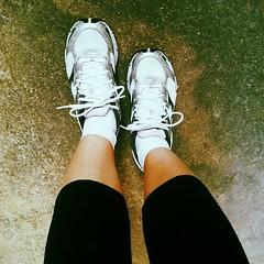 Retomando a rotina de exercícios físicos! #100happydays #day62