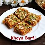Khoya-burfi