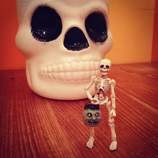 Love is surprise skeletons!