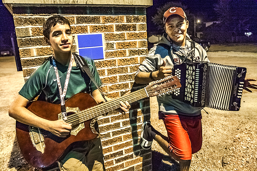 Two-young-musicians-on-9-23-14--Osceola