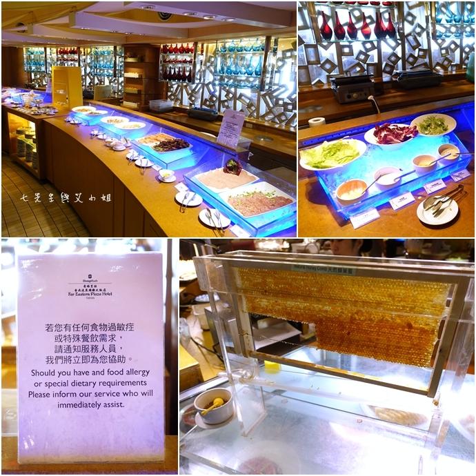 17 香格里拉台南遠東國際飯店醉月軒 cafe 茶軒 餐飲