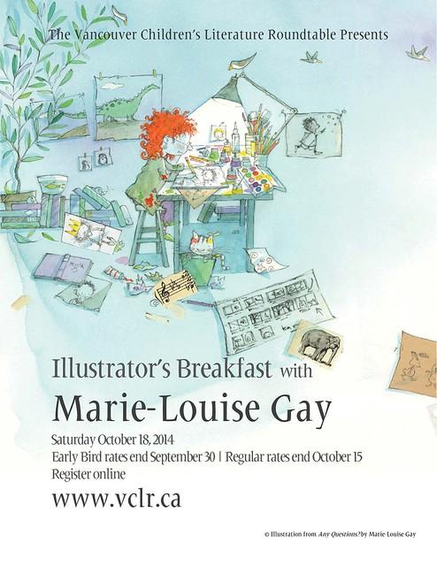 Vancouver Children's Literature Roundtable